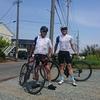 2019.5.5 松本さんとブヒブヒ 36.0km
