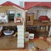 赤い屋根の大きなお家~シルバニアファミリー☆Sylvanian Families☆