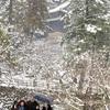 日本海側大雪…鳥取・島根の積雪、平年の10倍