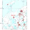 【地震】富山県東部で1ヶ月以上群発地震が続き、気象台が注意を呼びかけている