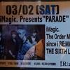 iMagic. 主催のライブ【PARADE】に参戦!ジャンルレスな対バンをレポート