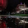 大阪港に入稿するクイーンエリザベス