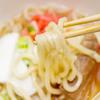 製麺フェス用の沖縄そばを荒武者で作るテスト