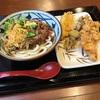 牛肉盛りうどん@丸亀製麺 札幌新川店