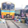 【タイ1人旅3日目】メークロン市場と水上マーケットツアーに参加&旅行先の怖い話