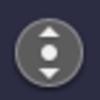ホイールクリックによる自動スクロールの矢印を表示しない方法
