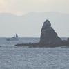 茅ヶ崎歴史散歩 ② 姥島(えぼし岩)