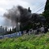 東武SL大樹 日光線での試運転を撮影しました