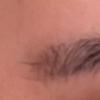 眉毛アートメイク3回目から1ヶ月半経過