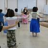 ママのためのフラダンス