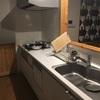 寝る前の台所