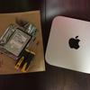 mac mini(2011)を外付HDDからデータ移行して復活させました。他、最近取り組んでいること等。