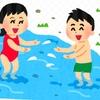 子供が大好き*ジャブジャブ池!!(ㆁᴗㆁ✿)