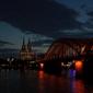 女一人旅のケルン【ドイツ】夜景の美しさに大感動!念願のケルン大聖堂に訪れた感想