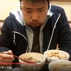 ジミー苛原牛丼+豚丼大食いチャレンジ【すき家】