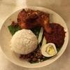 日本のマレーシア料理の値段におどろく