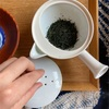 緑茶を淹れよう(*'ω'*)