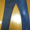A.P.C Petit New Standardとnudie jeans thin finnの比較