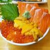 【北海道グルメ旅 小樽】北のどんぶり屋 滝波食堂で贅沢海鮮丼【わかまま丼】