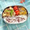 #139 豚肉とエリンギ・ピーマンの醤油炒め弁当
