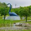小平ダム公園の池(北海道小平)