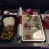 【デルタ 】ホノルル →成田 DL183 エコノミー 機内食