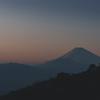 One day Mt. Fuji