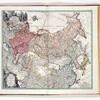 1745 ロシアの地図帳 台湾島の東半分はチャイナ外