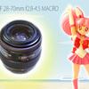 トキナ「Tokina AF287 28-70mm f/2.8-4.5 AF」簡単な分解・清掃