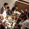 日曜スピニング+新年会・火曜朝練インターバルL6