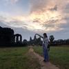 【カンボジア女子一人旅】遺跡の楽しさ倍増!遺跡ガイドさん☆
