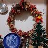 クリスマスの足音と今日のしいたけ栽培日記。