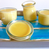 【黄色いたまごプリン】懐かしい固めの蒸しプリン