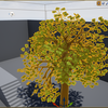 UE4のプラグインProceduralTreeで木を生やす。