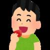 苺の旬がやってきた