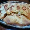 今日の晩飯 羽根つき餃子を作ってみた
