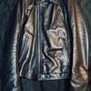 メンズファッション|春、秋、冬のアウターにレザーブルゾン『 Rick Owens(リックオウエンス)』