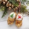 folkloraオリジナルキット【クリスマスの白樺オーナメント&folkloraのベルプル】発売のお知らせ