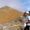 #490 御嶽山噴火から6年、今も5人不明 観光客は半数に回復