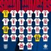 【 #EURO2020 】イングランド代表26人が発表。ユナイテッドからは4人が本戦へ