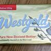 ニュージーランド産ウェストランドバターの味の感想。