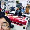 ケンブリッジ大学内にあるメイカー施設「makespace」に行ってきました