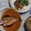 イサキの煮つけ~晩御飯の記録~