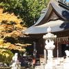 富士山中最古の神社、冨士御室浅間神社