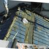 セメント瓦修理1(旧式の二本線平型02)