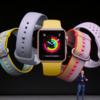 新Apple Watch発表 予約は9/15 16:01から 発売は9/22  9月19日から新WatchOS開始
