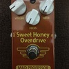 20180224 Mad Professor Sweet Honey Over Drive Hand Wired