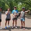 RunField TeamSub3 練習会 インターバル