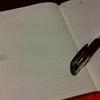 【手帳】ときどき書くだけの日記を始めてみませんか