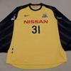ユニフォーム その92 横浜Fマリノス 2009年シーズン ゴールキーパー用 長袖 秋元陽太 選手支給品